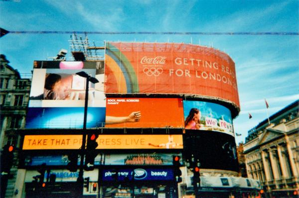 London Novembre 2011